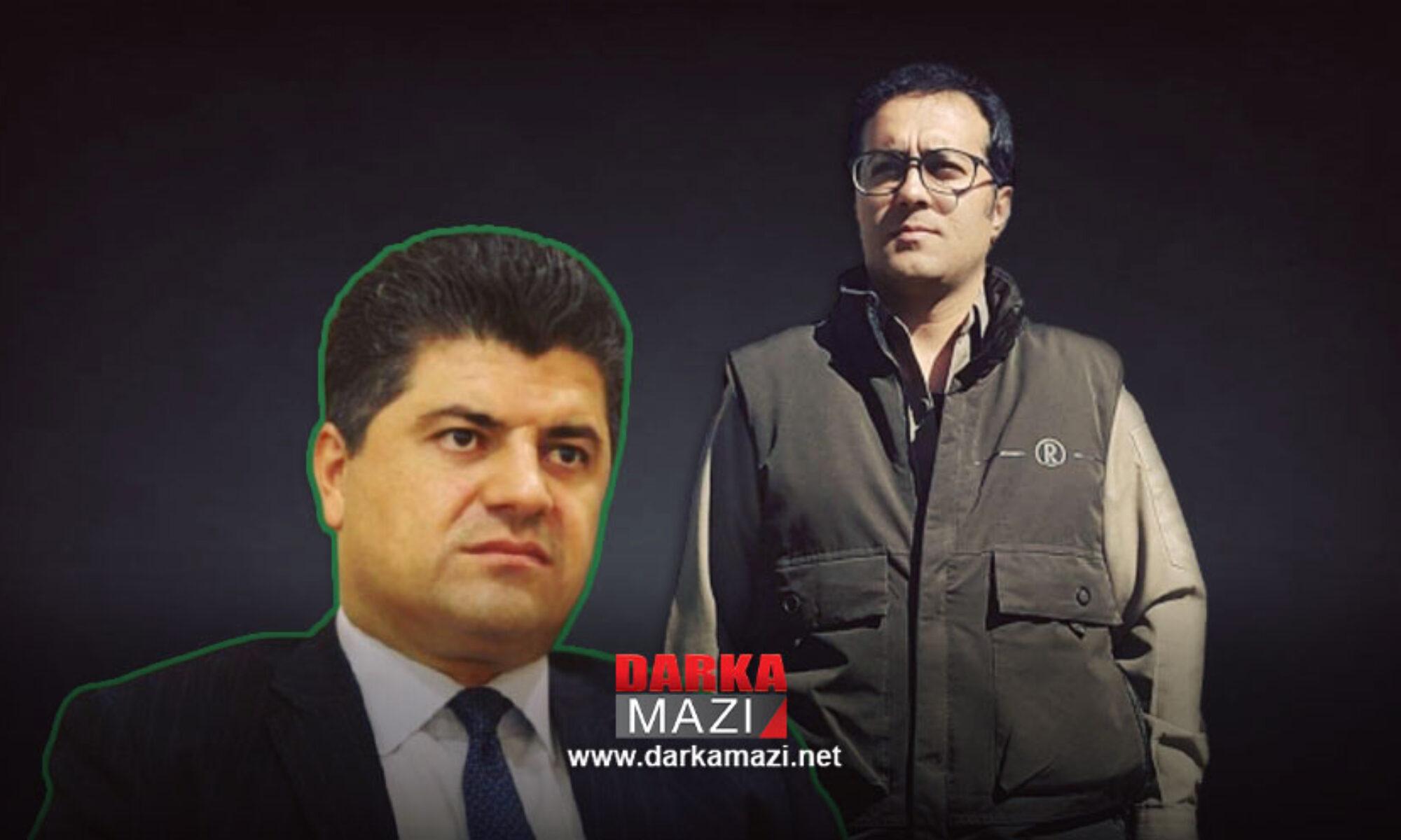 Lahor Cengi ekibinin kaybolan Peşmerge Benifşi'yi İran'a teslim etmesinden kaygı duyuluyo Mustafa Selimi, YNK; Asayiş,