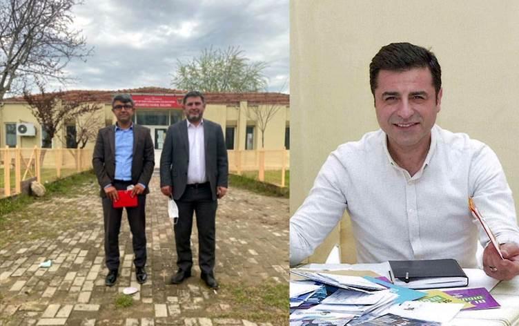 PDK-Bakur Selahaddin Demirtaş ile yapılan görüşmeye dönük açıklama yayınladı görüşleri savunuyor olsalar bile Kürdler arasında diyalog zeminini korumanın milletimizin geleceği bakımından önemli