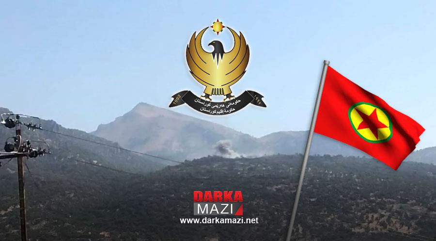 Kani Masî'de PKK'nin yola döşediği tuzak patladı üç elektrik dairesi görevlisi yaralandı