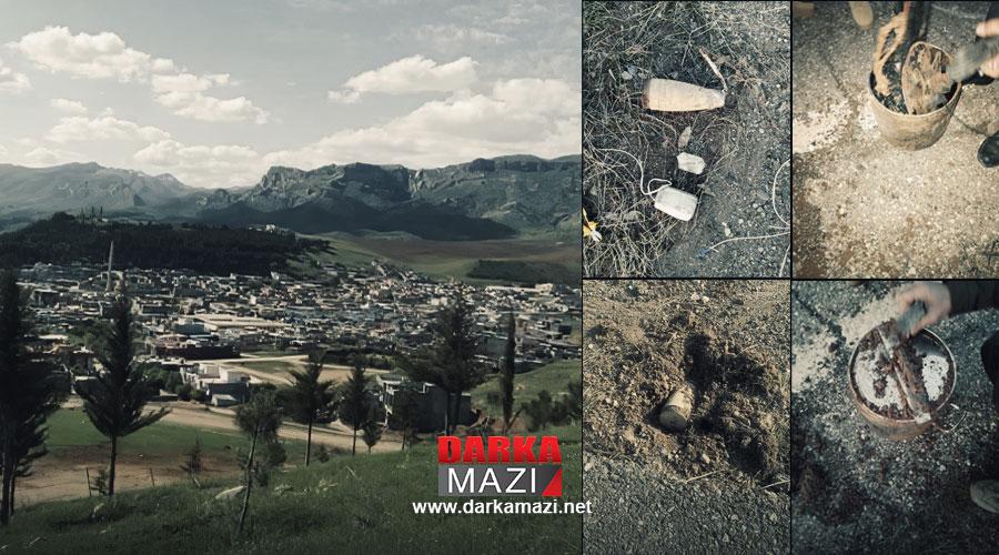 Peşmerge Bakanlığı Sözcüsü Rişe: PKK sivil alanlara mayın döşüyor