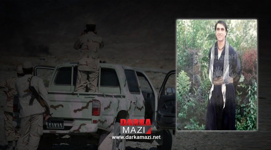 İran rejim askerleri bir Kürt gencini öldürdü Hengaw, Ormiye, Maku,