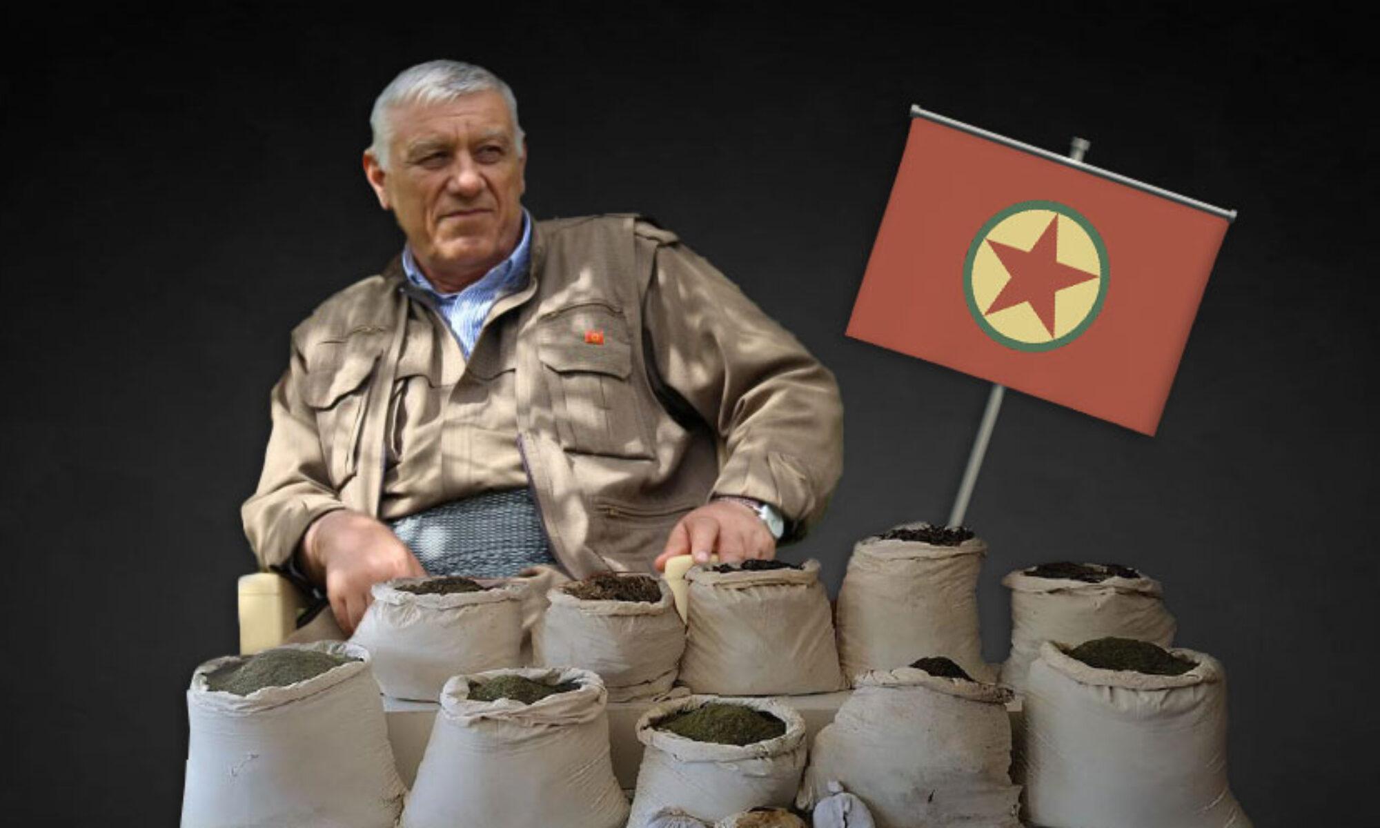 PKK'nin uyuşturucu madde kuryesi deşifre oldu İran İtlaat, Gümrük, Egit, PKK, haraç,EMCDD, interpol,