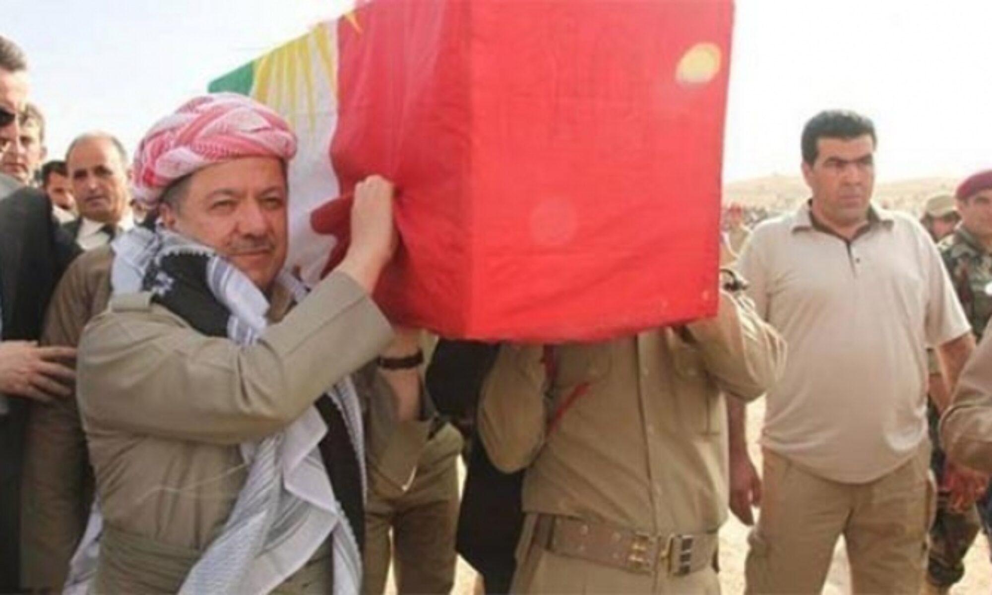 Barzani: Enfal, Irak tarihinin en karanlık sayfasıdır