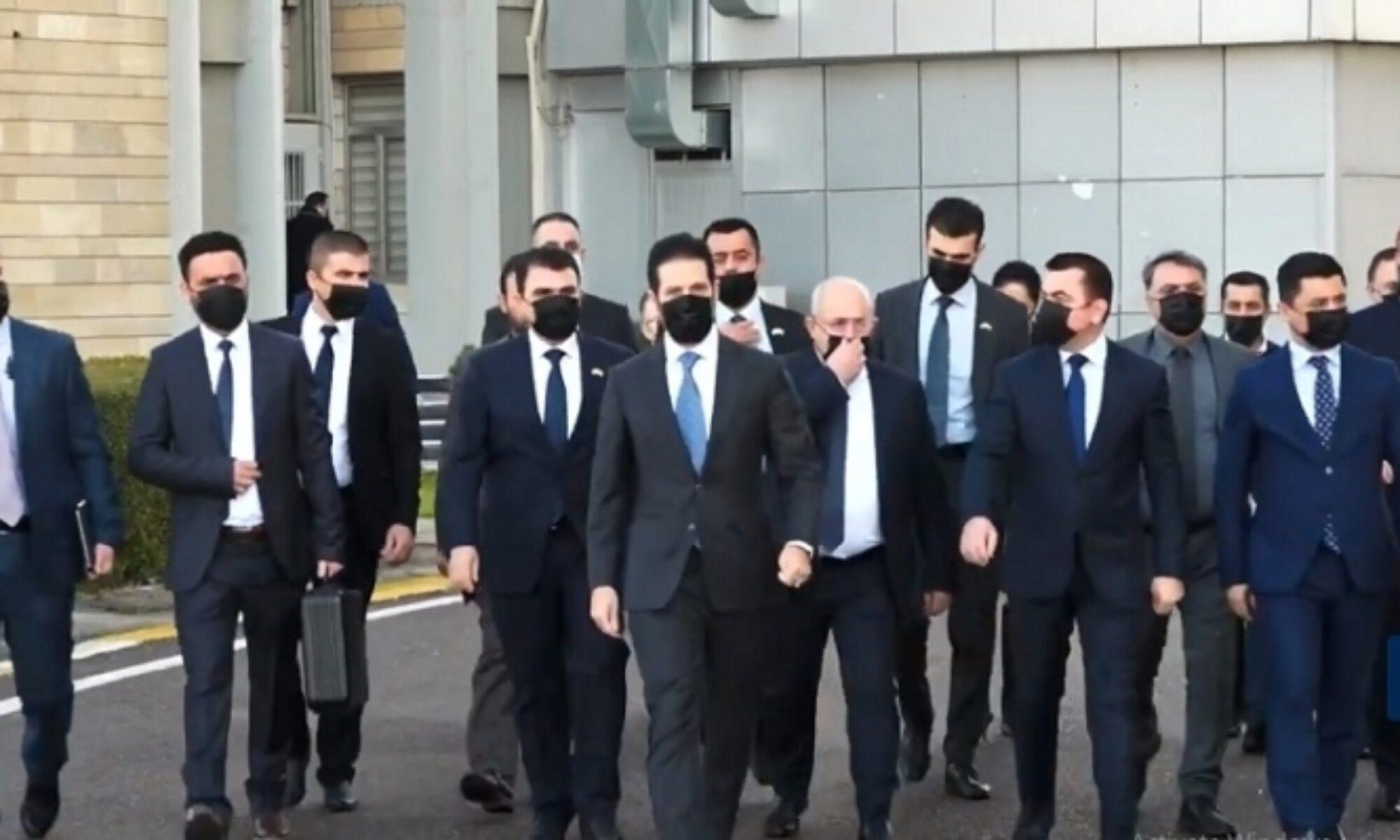 Kürdistan Müzakere Heyeti, Başbakan'ın görevlendirmesiyle Parlamento'da bilgilendirme yapacak