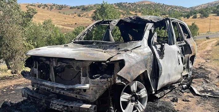 TSK'nın dün gece PKK'nin araç konvoyuna yaptığı saldırının sonuçları belli oludu