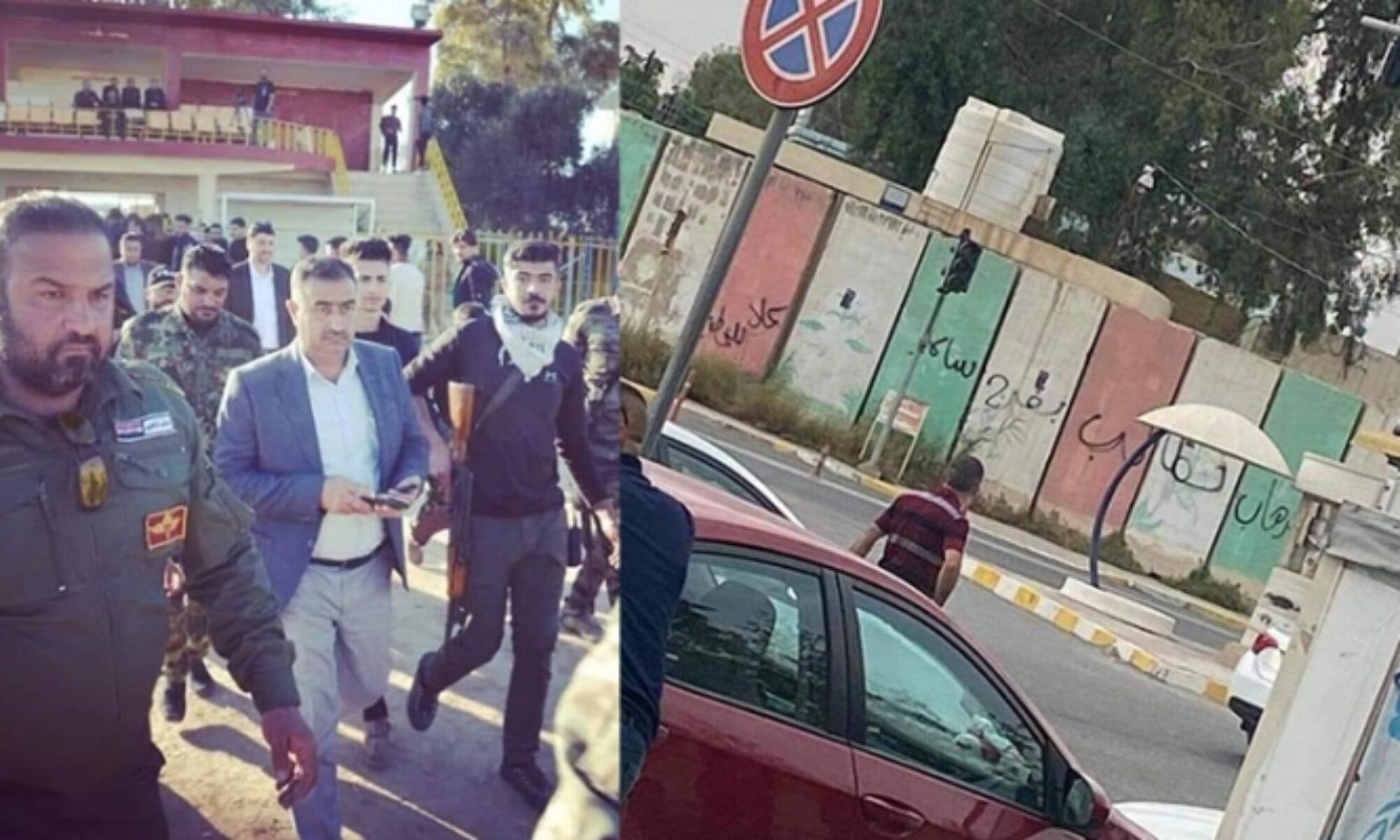 Haşdi Şabi milisleri YNK ofisine saldırdı
