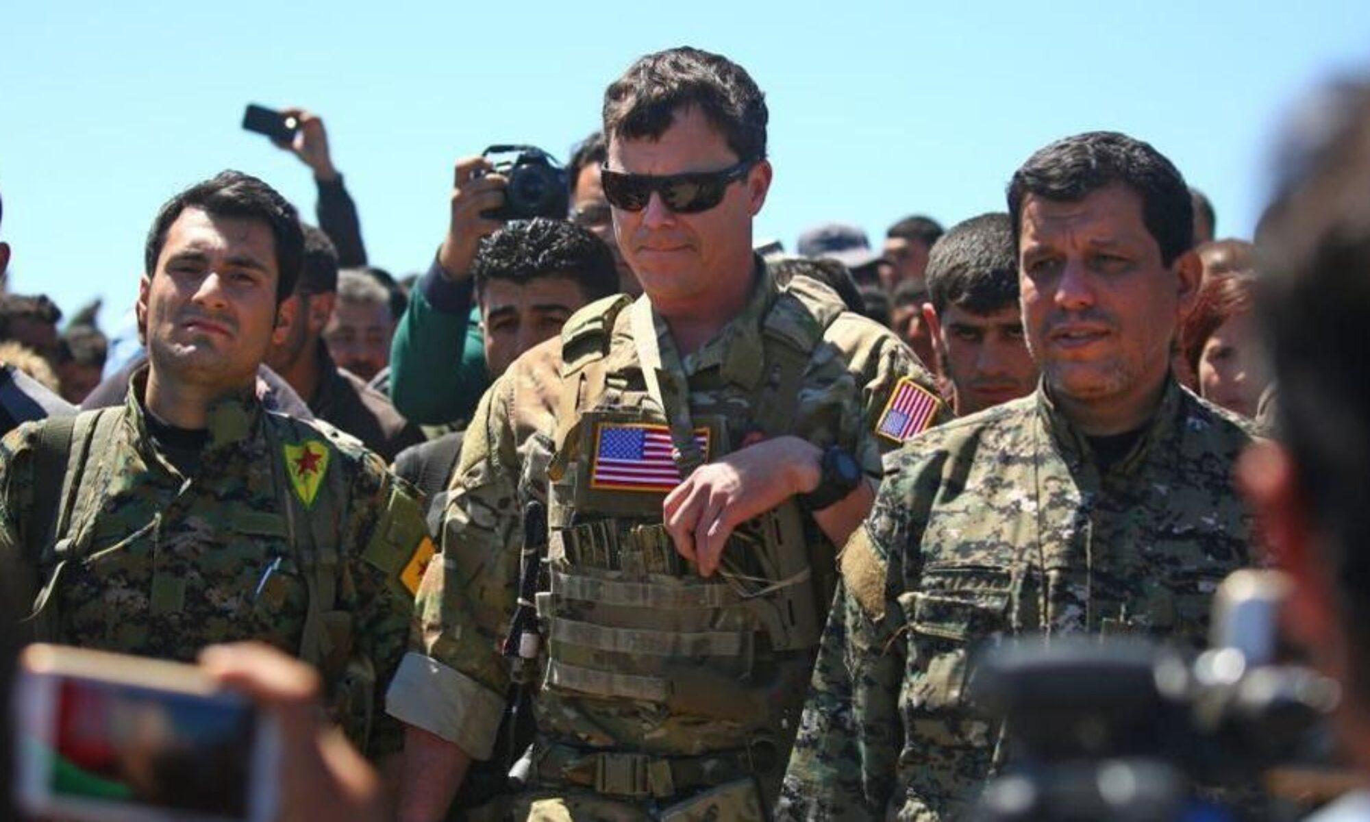 Pentagon bütçesinde YPG'nin de dahil olduğu program için 522 milyon dolar talep edildi