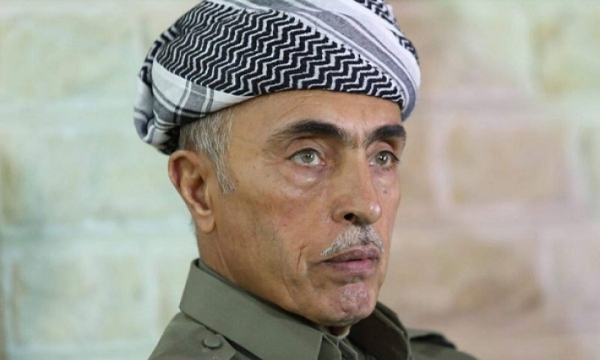 Irak eski Genelkurmay BaşkanıTuğgeneral Zêbarî: IŞİD, Haşdi Şabi ve PKK'nin ortak noktası Peşmergekarşıtlığı