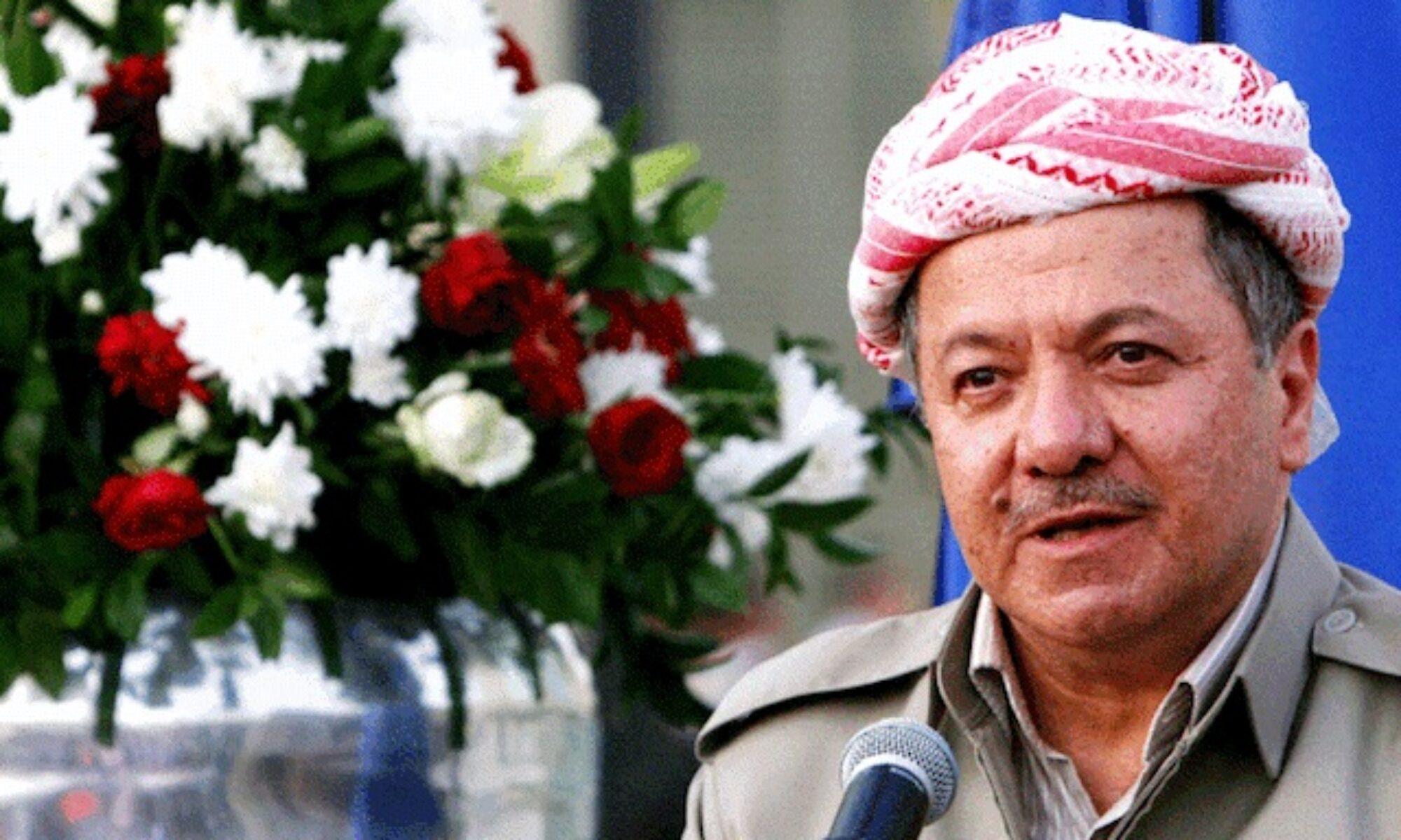 """Kürdistan Öğretmenler Birliğinin kuruluş yıl dönümünde Barzani açıklama yaptı: """"Hepimiz öğretmenlere borçluyuz"""""""