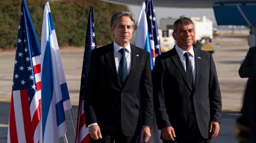 Blinken Ortadoğu turuna başladı, ilk durak İsrail