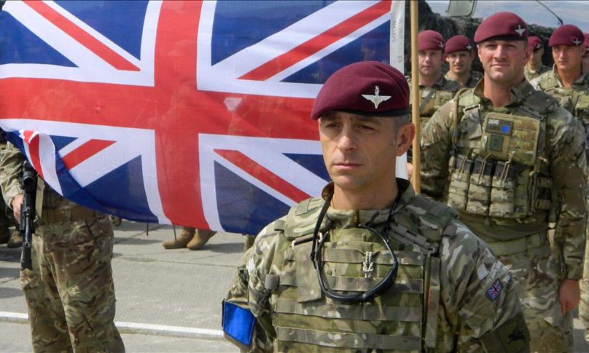 Express Star: İngiltere, Irak ve Suriye'ye çok sayıda asker, savaş uçağı, savaş gemisi ve helikopter gönderiyor