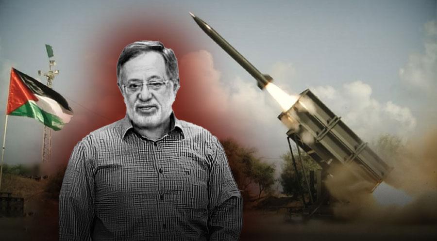 Hamas'ın askeri teknik uzmanı Prof.Cemal Zibde'nin cenaze töreni Gazze'de yapıldı İsrali, Bessam İssa