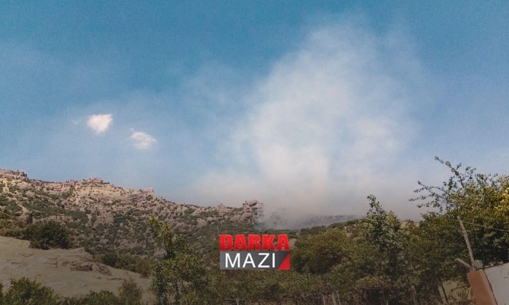 PKK ve TSK çatışması sonucu boşalan Kêsta ve Çêlkê köylerinden sonra Deşeş köyü de boşalma riski altında