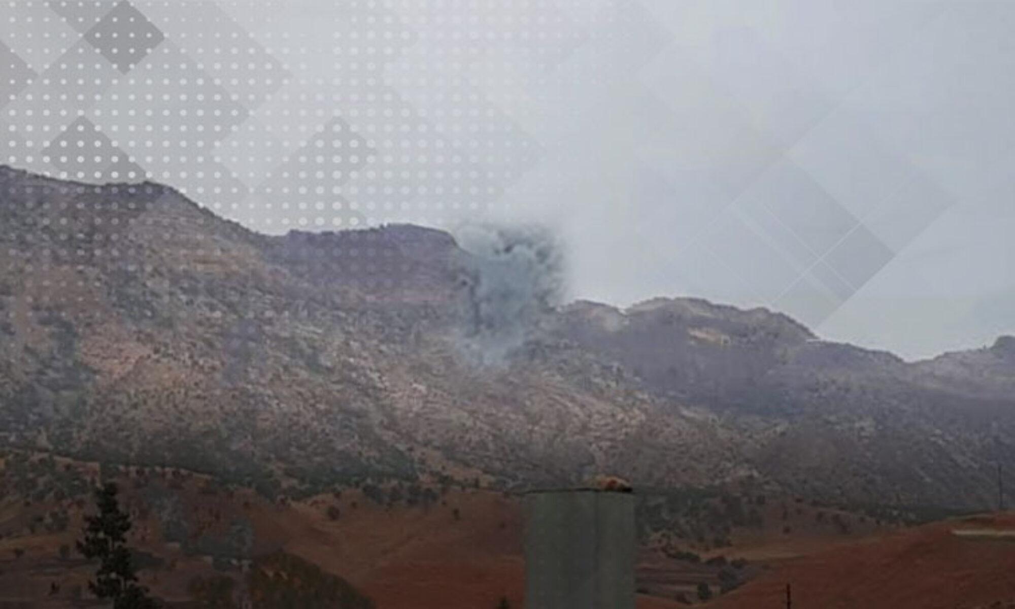 TSK ve PKK çatışması nedeni ile Deşeş köyü boşaldı, 22 aile Zaxo ve Duhok'a taşındı