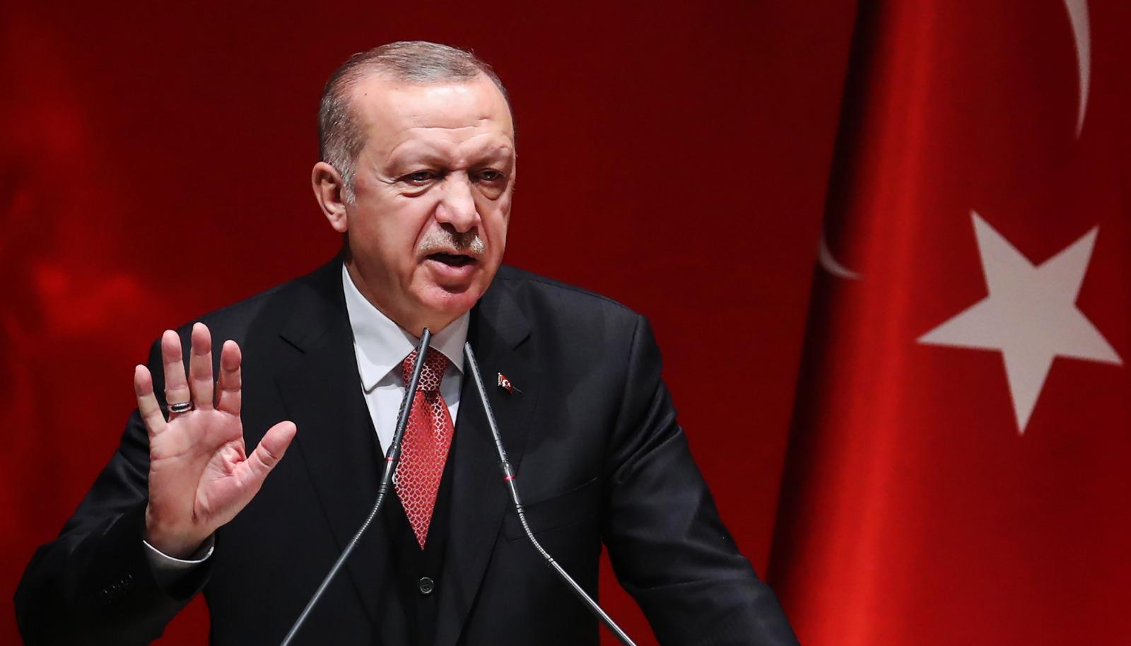 ABD Dışişleri Bakanlığı, Türkiye Cumhurbaşkanı Erdoğan'a dair kınama yayınladı