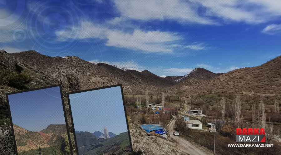PKK ve TSK arasındaki çatışmanın bu kez kurbanı Eredîne köyü