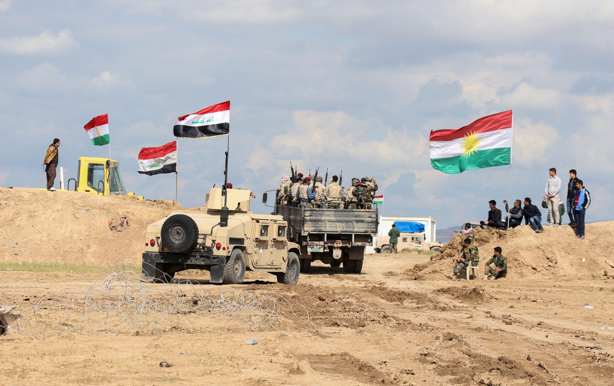 Peşmerge ile Irak Güçlerinden oluşan 2 ortak tugay kuruluyor