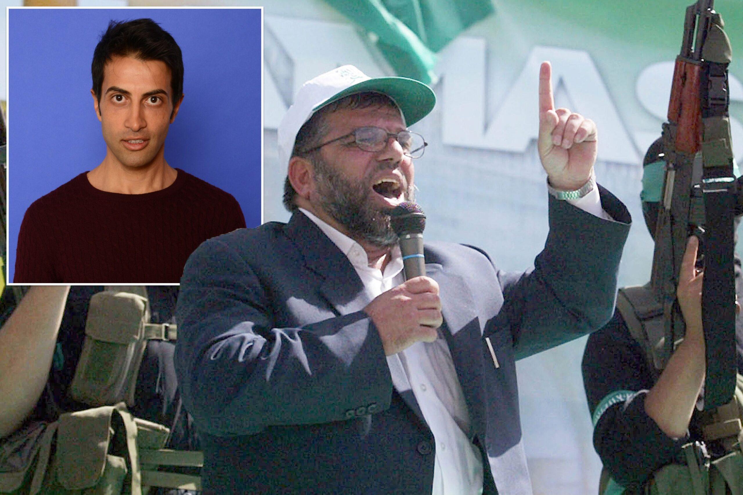 Hamas liderinin on yıl İsrail'e ajanlık yapan oğlundan öneriler: Hamas liderlerine suikast düzenlensin Mosab Yousef Hasan, İsrail, ABD; New York Post,