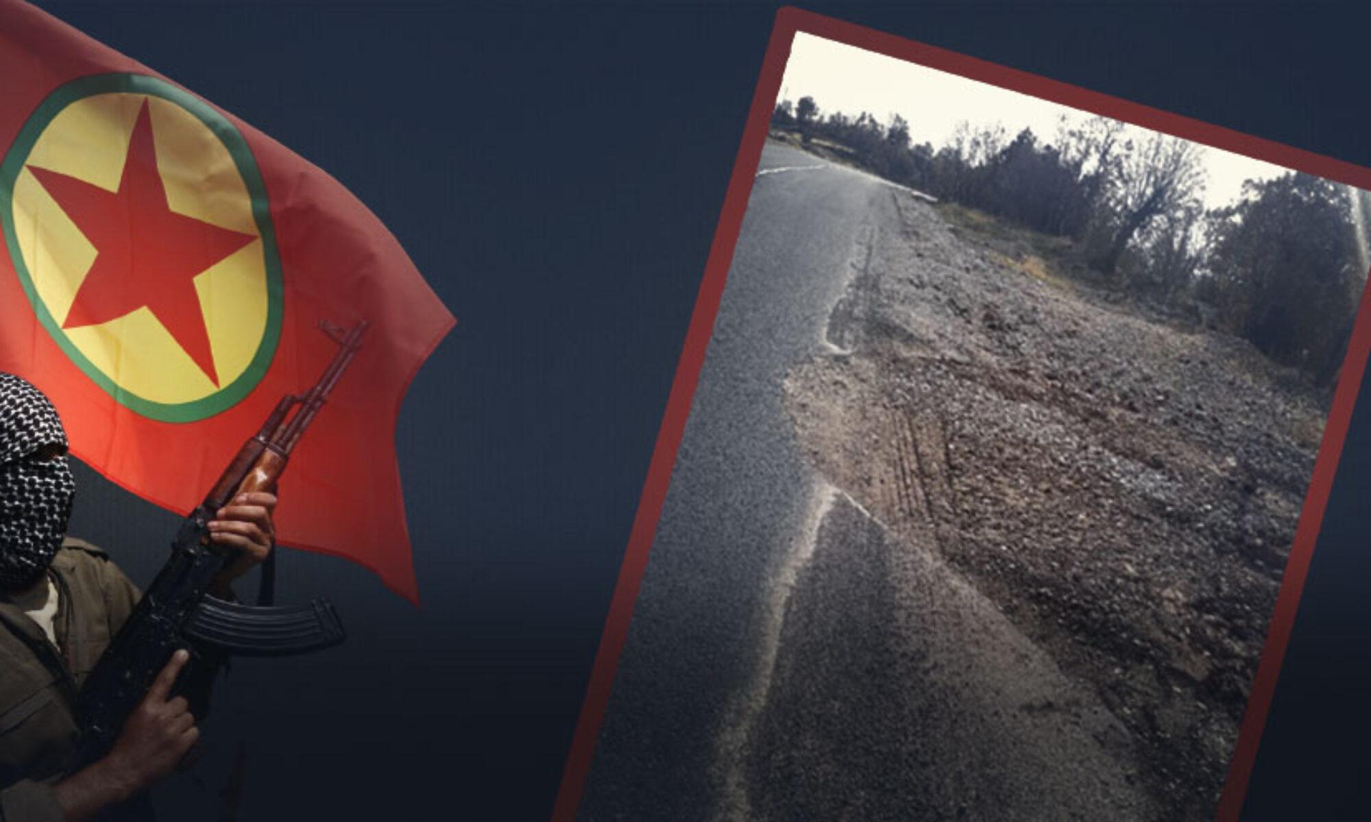PKK Sidekan'da yine Peşmerge güçlerine ateş açtı