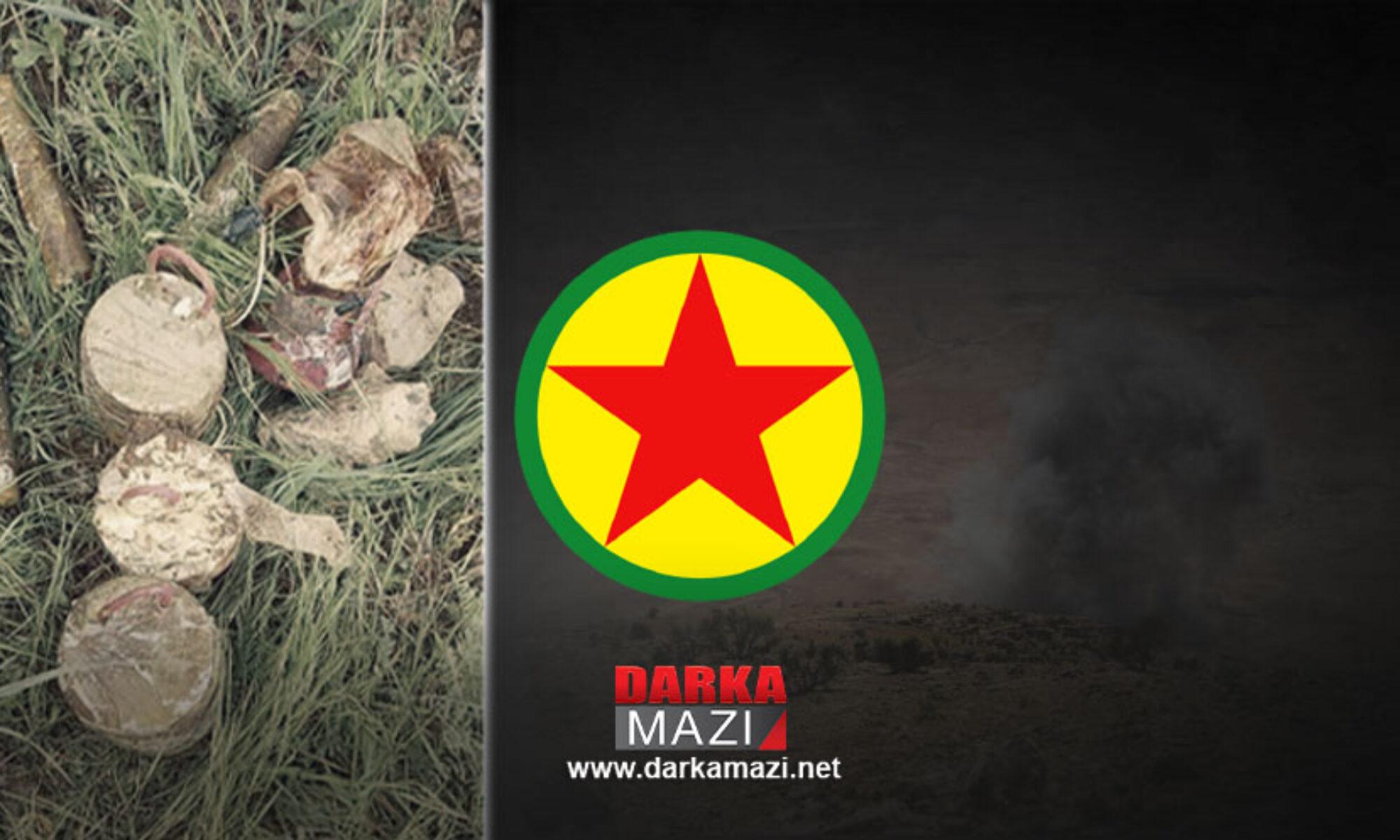 PKK Duhok il sınırları içinde Anti-Mayın çalışmalarının yürütülmesini engelliyor