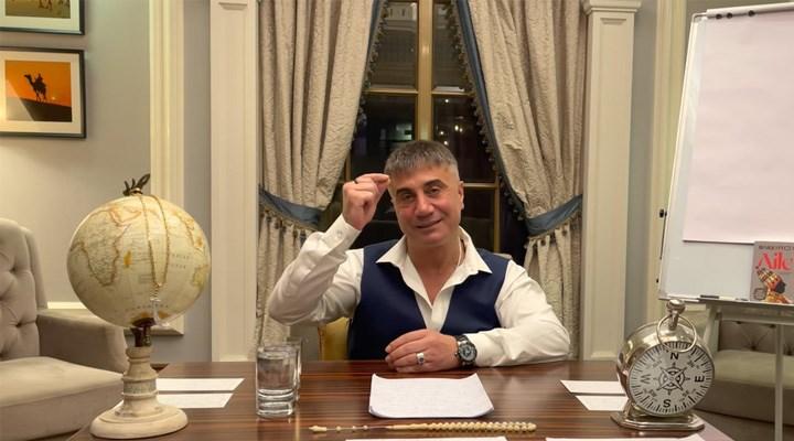 """Sedat Peker'in Abdullah Öcalan yorumu: """"İnsanlar onun için kendini yaktı, o soruşturma yapanlara yalakalık yapıyor"""""""