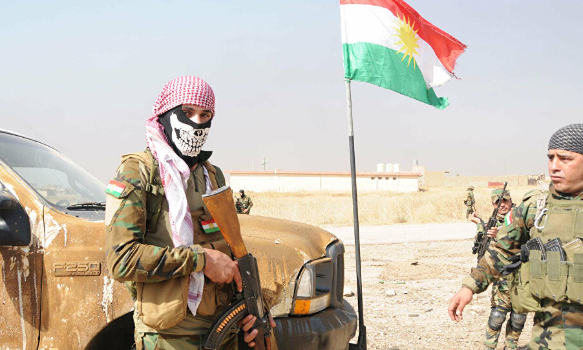 Peşmerge ve Irak ordusu arasında kurulan ortak operasyon odası Mahmur'da iş başı yaptı