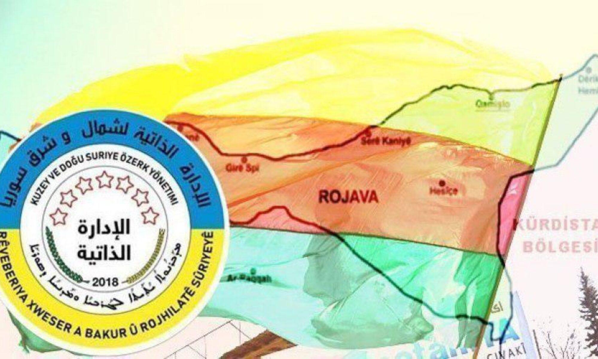 Rojava Özerk Yönetimi Suriye ile sınırlarını kapattı