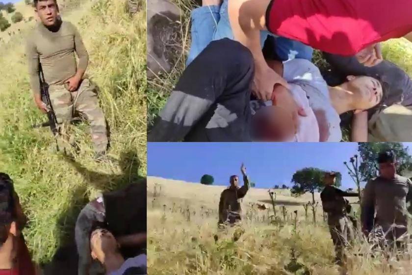 """Kürdistan Bölgesi sınırında bulunan Hakkari'nin Derecik (Rûbarok) ilçesinde askerlerin açtığı ateş sonucu 23 yaşındaki Şahap Şendol ile 17 yaşındaki Celil Ekinci yaralandı. Hacı Bey köyünün Derindere (Çemêkurk) mezrasında 18 Mayıs'ta yaşanan olayda edinilen bilgiye göre, sınır hattında kaybettiği hayvanlarını arayan çoban Şahap Şendol ile Celil Ekinci'ye askerler tarafından Kürdistan Bölgesi'nin Soran ilçesine bağlı Bermize köyü sınırlarında ateş açıldı. Uyarı yapılmadan açıldığı iddia edilen ateş sonucu iki genç de yaralandı. Yaralılar, Kürdistan Bölgesi'nde bulunan bir hastaneye kaldırıldı. Hafif yaralanan Şendol taburcu olurken, karnından yaralanan Ekinci, ameliyata alındı. Hayati tehlikeyi atlatan Ekinci'nin hastanedeki tedavisi sürüyor. Rûdaw'a konuşan yaralı gençlerin akrabası Erselan Ramazan Selim, """"Yeğenlerim hayvanlarını ararken Bermize köyü sınırlarında askerin ateşine maruz kaldılar. İkisi de yaralandı. Şahap Şendol elinden, Celil Ekinci ise karnından yaralandı"""" dedi. Olay anında çekilen video da sosyal medyada yayınlandı. Söz konusu iki genç ağır yaralı halde kanlar içinde baygın halde yerde yatarken yanlarındaki genç yakınları da panik ve telaş içinde askerlere yalvarıyor ve bir an önce yaralı arkadaşlarının hastaneye kaldırılmasını istiyor. Askerlerin ise silahlı halde yaralı gençlerin başlarında bekledikleri ve müdahale etmedikleri görülüyor. Gençler askerlere """"Araba burada var, biz götürelim"""" diye talepte bulunuyor. Diyarbakır Barosu Başkanı Nahit Eren: İki yılda yaşanan üçüncü hak ihlali Söz konusu videoyu sosyal medya hesabından paylaşan Diyarbakır Barosu Başkanı Nahit Eren daha önce yaşanan benzer olaylara dikkat çekti ve bu uygulamanın Kürtlere özgü olduğunu kaydetti. Nahit Eren, """"Hakkari'nin Derecik ilçesine bağlı Samanlı köyünün Çemekûrk (Derindere) mevkiinde, 18/05/2021 tarihinde Celil Ekinci (17) ve Şahap Şendul (21) isimli yurttaşlar güvenlik güçleri tarafından kaçakçı oldukları gerekçesiyle ve uyarıda bulunulmaksızın yaralanmışlardır.Sınırı"""