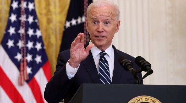 ABD Başkanı Biden'dan İsrail ve Filistin arasında ateşkes çağrısı
