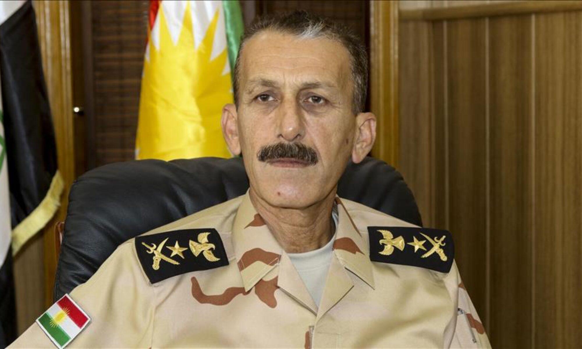 Peşmerge Genelkurmay Başkanı: DAİŞ güvenlik boşluğundan faydalanıyor