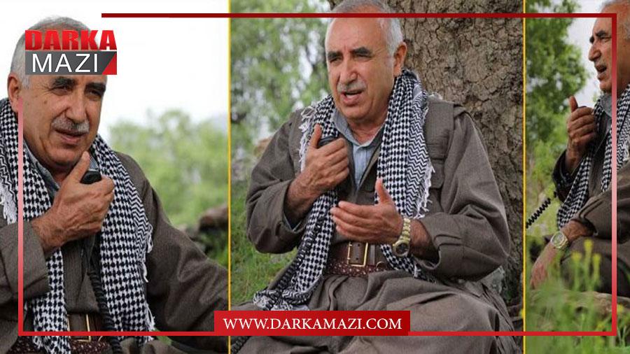 Karayılan'ın açıklamasındaki önemli ayrıntı: PKK ile Türkiye'nin Güney Kürdistan'da ki üsleri arasında saldırmazlık anlaşması mı var?Süleymaniye, Duran Kalkan, MİT; Türkiye üslleri, Bamerne, Haftanin, Türk Ordusu, PKK, Şeladıze, Yalçın Küçük
