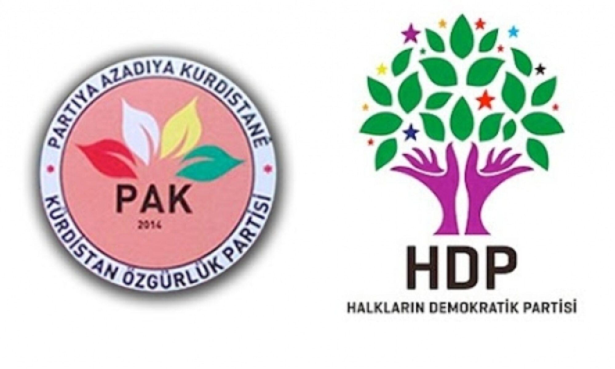 PAK'tan İzmir'deki saldırıya dönük açıklama: Bu saldırının arkasındaki karanlık güçleri açığa çıkarmalı