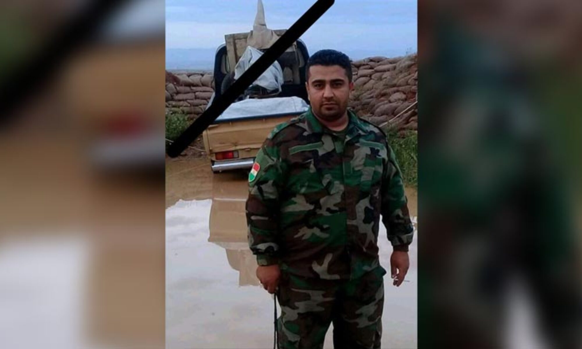 PKK bir Peşmerge'yi daha şehit etti