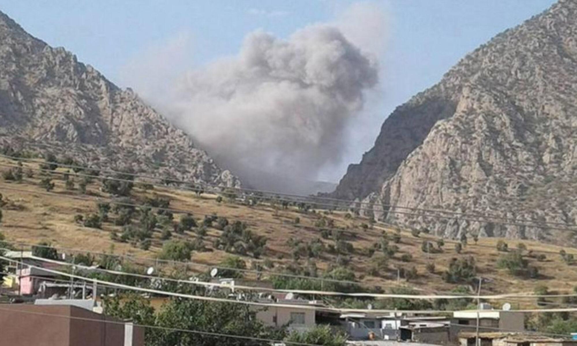 'PKK Kürdistan Bölgesi'nin yasal statüsü için tehdit oluşturuyor'