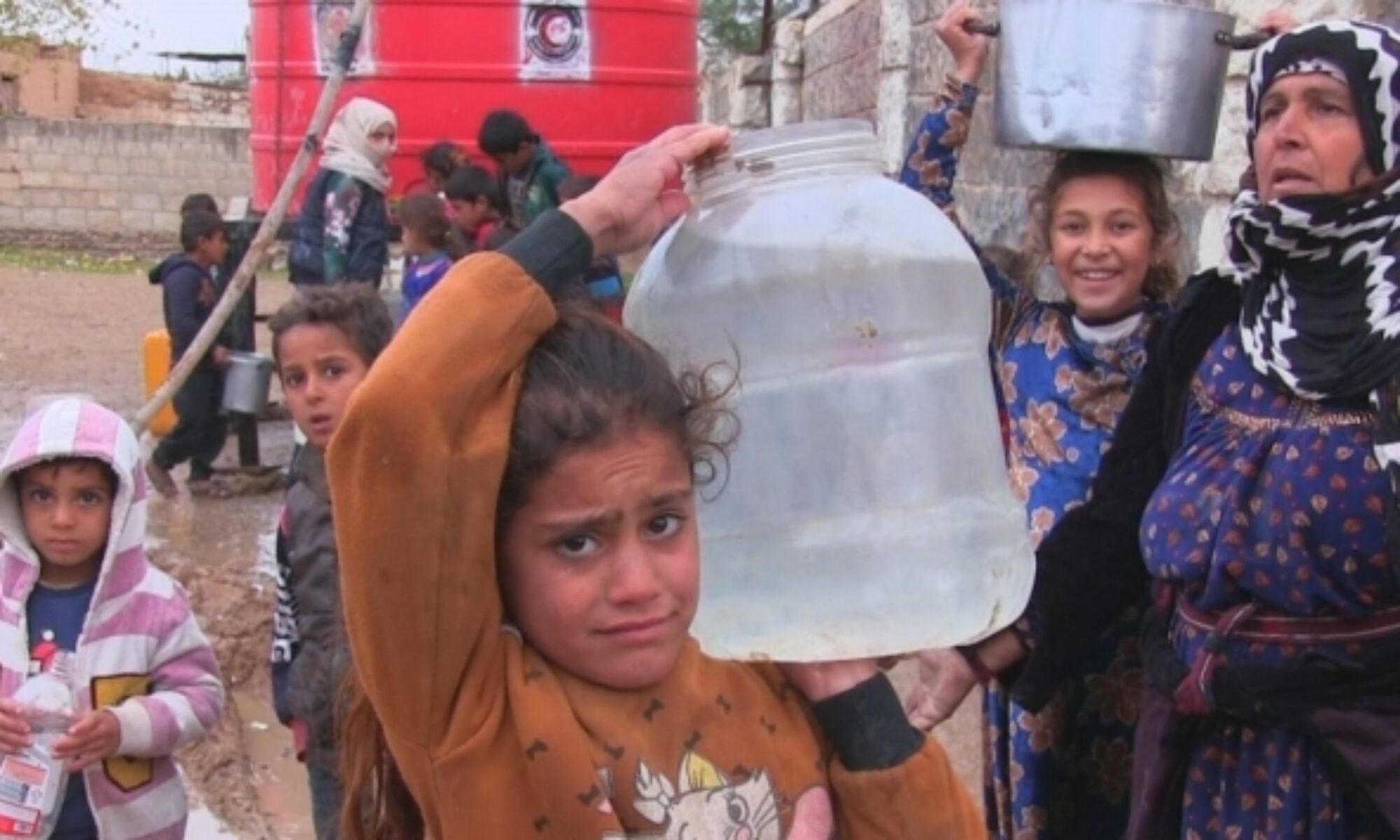 Şam: Türkiye, Hesekê'nin suyunu kesmesi ile insanlığa karşı suç işliyor
