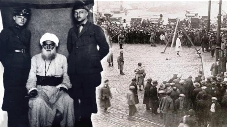 """Şeyh Said ve dava arkadaşlarının Dağkapı meydanında""""Mahşerde Hesaplaşacağız"""" demesinin üzerinden 96 yıl geçti istiklal mahkemesi ,isyan ,hani lice"""