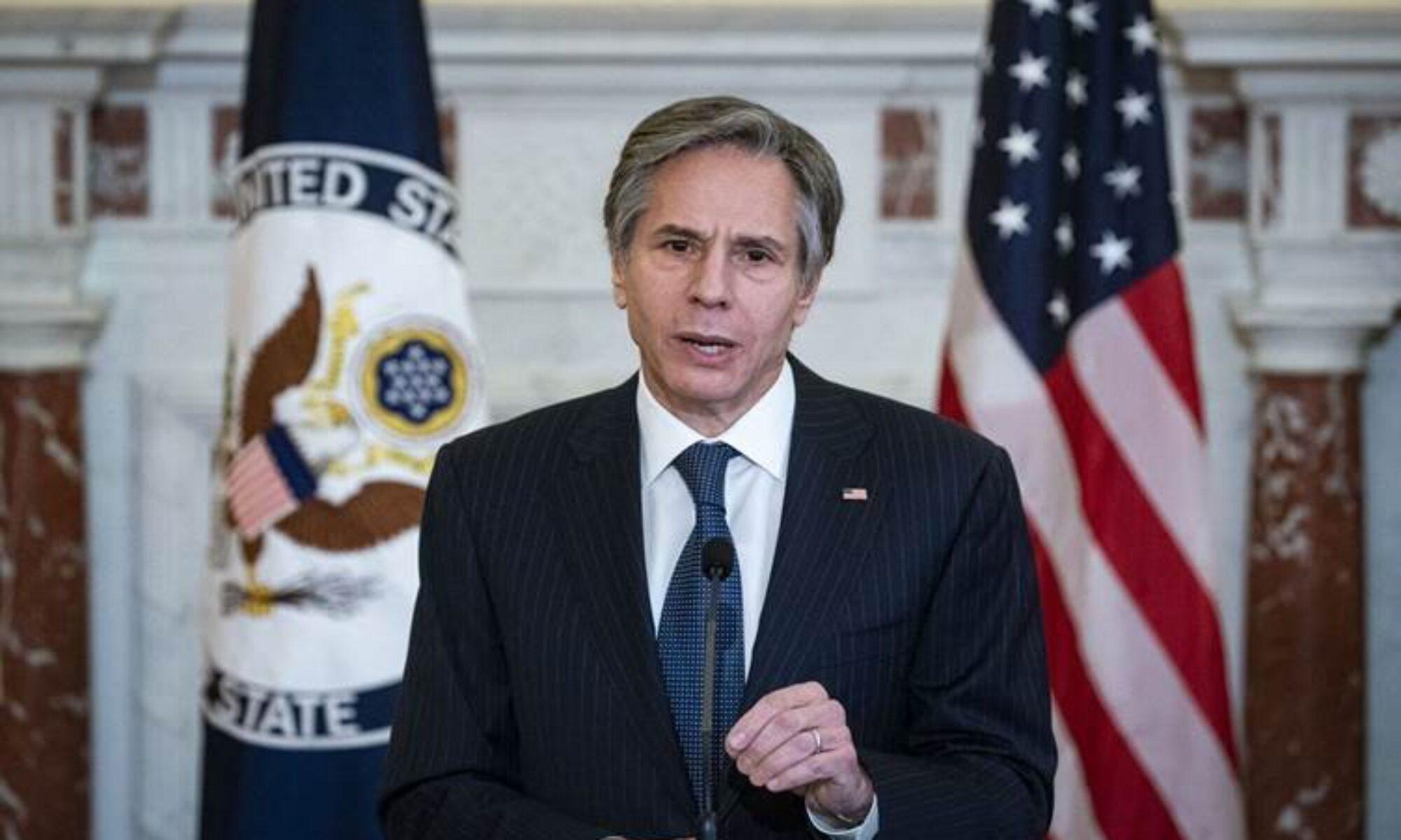 ABD Dışişleri Bakanı Blinken: Türkiye NATO müttefiki gibi davranmıyor