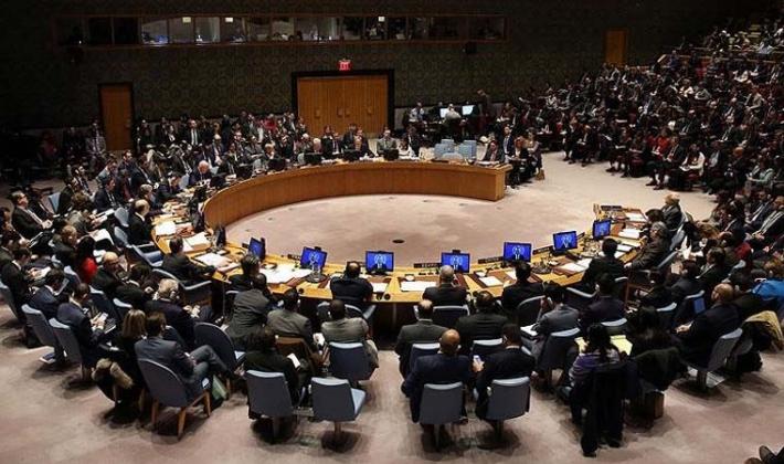 BM, İran'nın oy kullanma hakkını askıya aldı