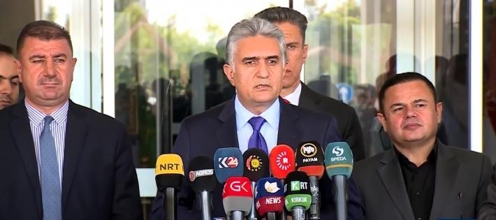 Kürdistan İçişleri Bakanı: Bu saldırı PKK'liler tarafından yapıldı