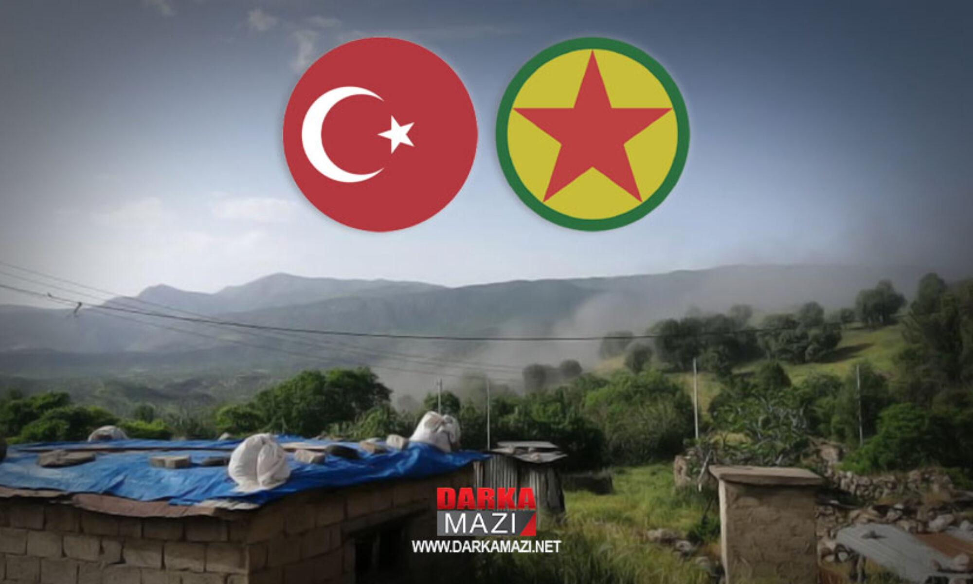 TSK-PKK çatışmasının bilançosu: Sadece Keste köyü bu ay içinde 1 Milyar 750 bin dinar zarara uğradı Amediye, Kani Masi, Kani Mazi, Akre, arıcılık, Sağlık ocağı