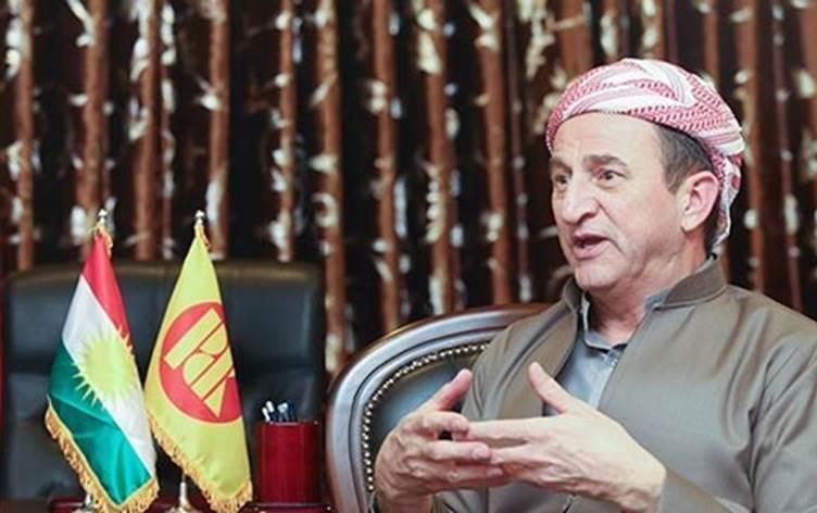 Edhem Barzani PKK medyasının haberini yalanladı