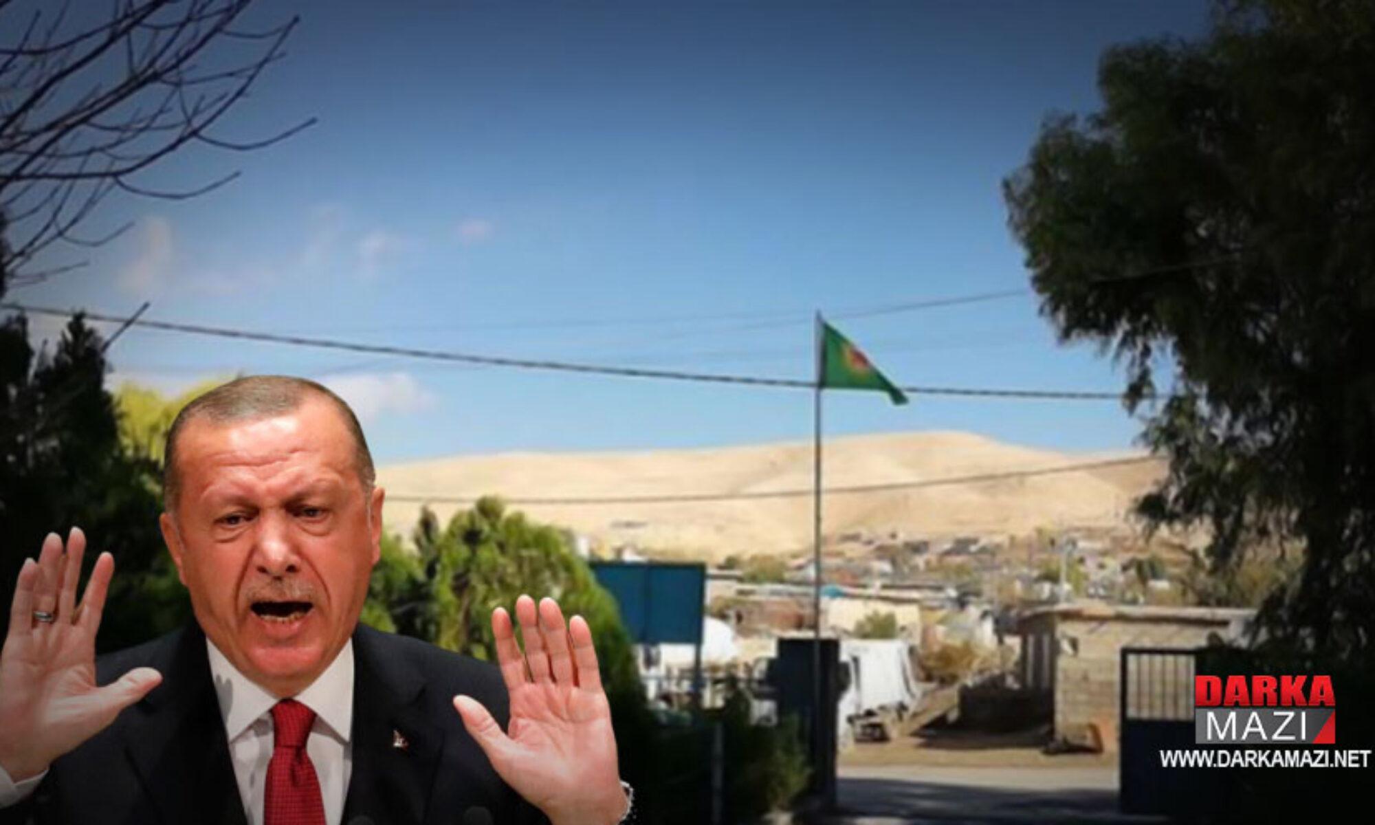 Erdoğan yine Mahmur'u tehdit etti: BM temizlemezse biz temizleriz