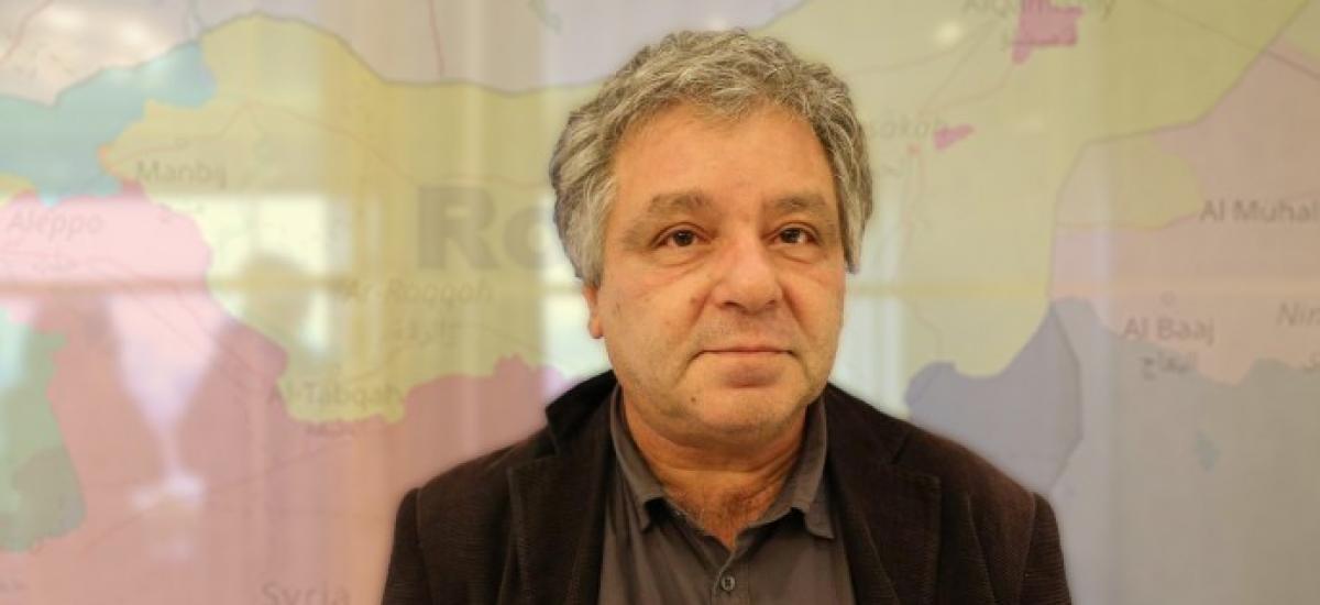 """Hamit Bozarslan: """"Her iç savaş istesek de istemezsek de bir intihar savaşıdır"""""""
