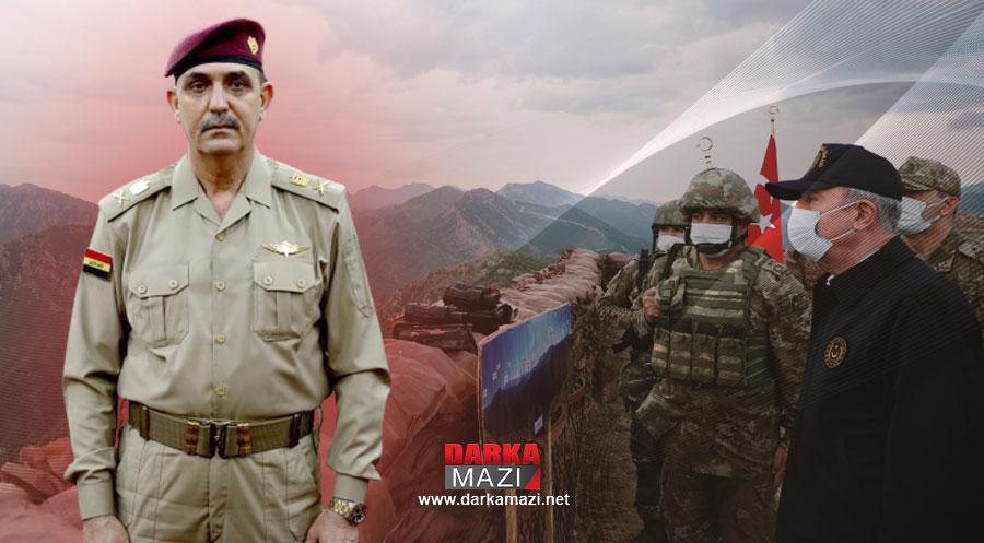 Başkomutanlığı sözcüsü Resul: Türkiye'nin askerlerini çekmesi için harekete geçeceğiz