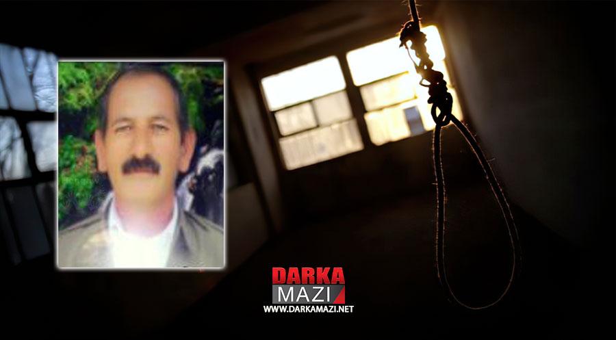 İran 65 yaşındaki Kürt tutukluyu idam etti Hengaw, Mehabad,