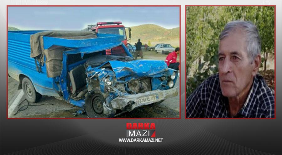 İran ordusu Bane'de Kürt tüccarı öldürdü