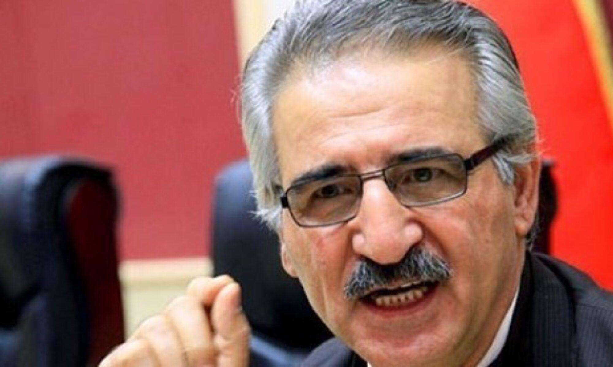 KYB Yöneticisi Baxtiyar: PKK'nin savaşı gerçek mevzisine taşımaması Güney'deki sivil mücadeleye zarar veriyor