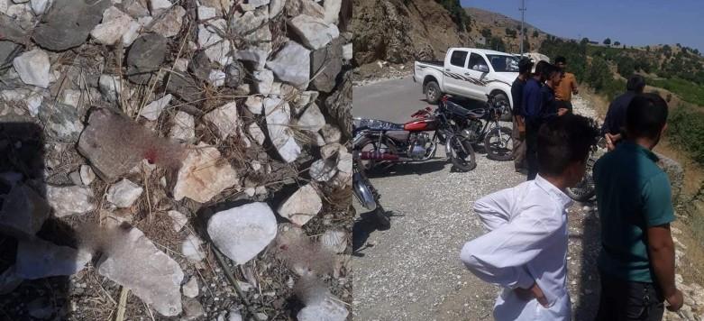 Köyümüzden çıkın diyen Şênê köylüleri PKK'liler tarafından tarandı, yaralılar var