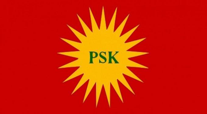 PSK'den çağrı: Hani'de AKP binasına yapılan saldırı halkımızın Deniz Poyraz cinayetine haklı tepkisini gölgeler, iktidara hizmet eder AKP; İzmir, HDP, sömürgeci