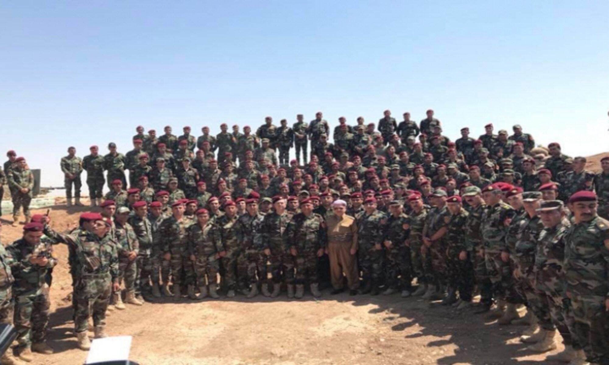 Mesut Barzani tarihi karar için talimat verdi: 80 Birlikleri Peşmerge Bakanlığına bağlanacak